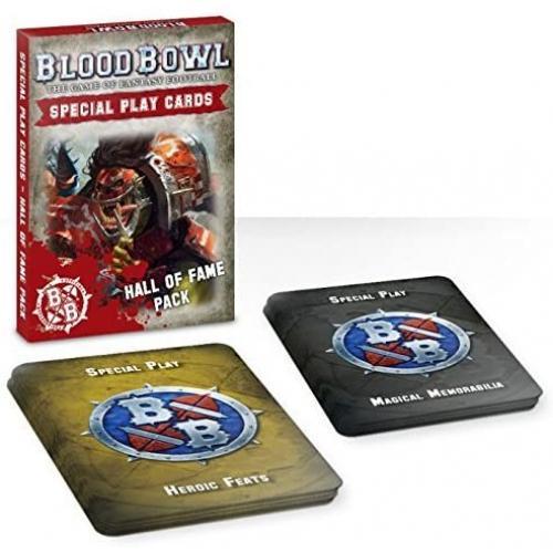 BLOOD BOWL CARDS: HALL OF FAME PACK ENG