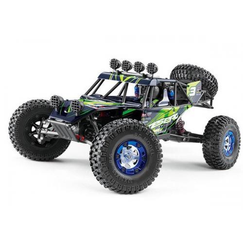 Автомобиль Feiyue Багги Eagle-3 зеленый (FY03g) CBGames