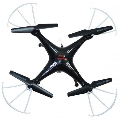 Квадрокоптер Syma X5SW с камерой WiFi (черный) CBGames