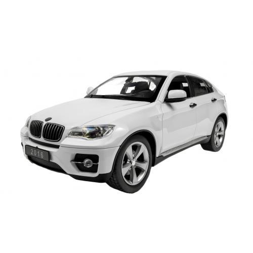 Машинка радиоуправляемая 1:14 Meizhi BMW X6 (белый)
