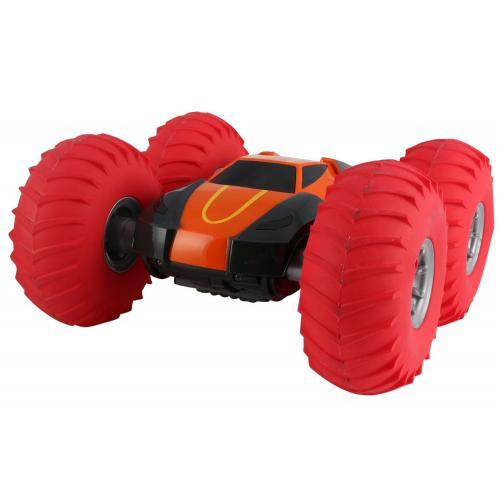 Перевёртыш на радиоуправлении YinRun Speed Cyclone с надувными колесами (на бат., оранжевый)