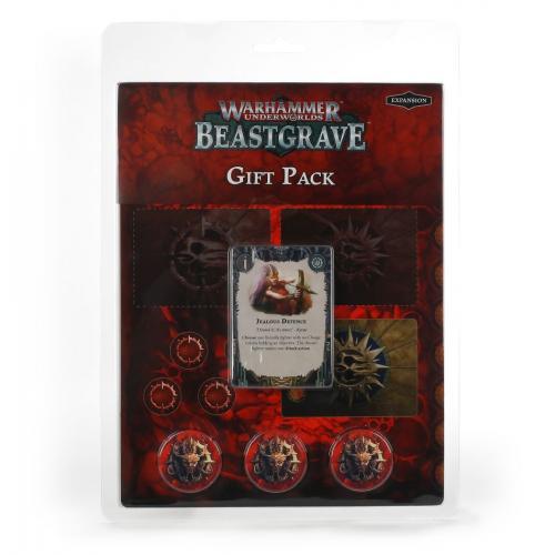 WHU: BEASTGRAVE GIFT PACK (ENGLISH)