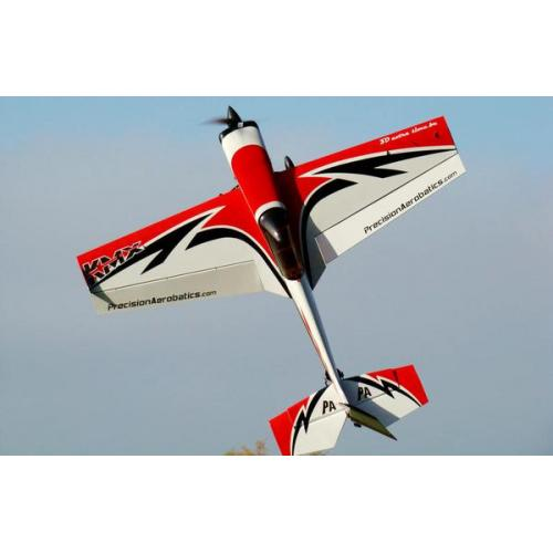 Самолет на радиоуправлении Precision Aerobatics Katana MX 1448мм KIT (PA-KMX-RED) CBGames