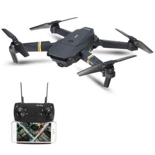 Eachine E58 / 998 / JY 019 − дрон с 2MP HD Wi-Fi камерой, FPV + БАТАРЕЙКИ В ПОДАРОК