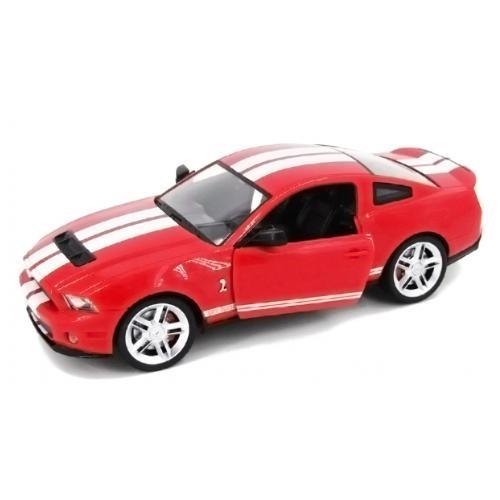 Машинка радиоуправляемая 1:14 Meizhi Ford GT500 Mustang (красный)