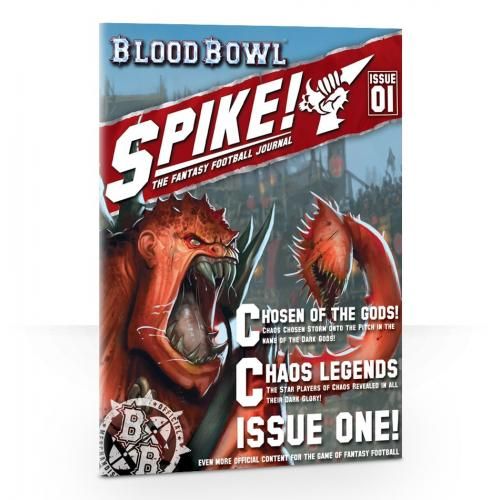 SPIKE! JOURNAL: ISSUE 1 (ENGLISH)