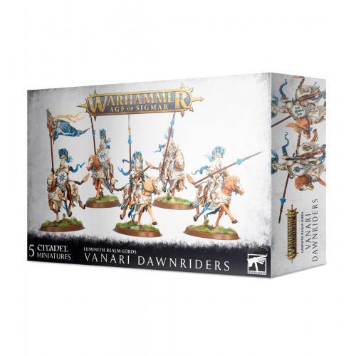 LUMINETH REALM-LORDS: VANARI DAWNRIDERS