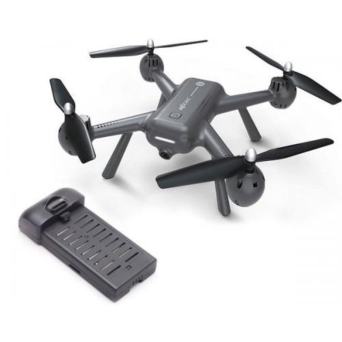 Квадрокоптер MJX X104G с GPS, Full-HD камерой с 2мя аккумуляторами