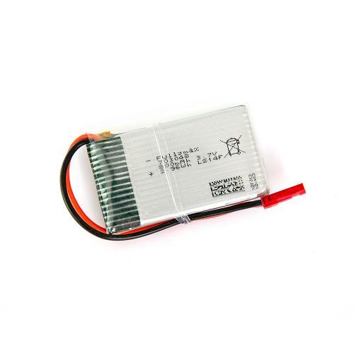 Аккумулятор Fullymax 3.7V 800mAh Li-Po 1S 20/40C JST