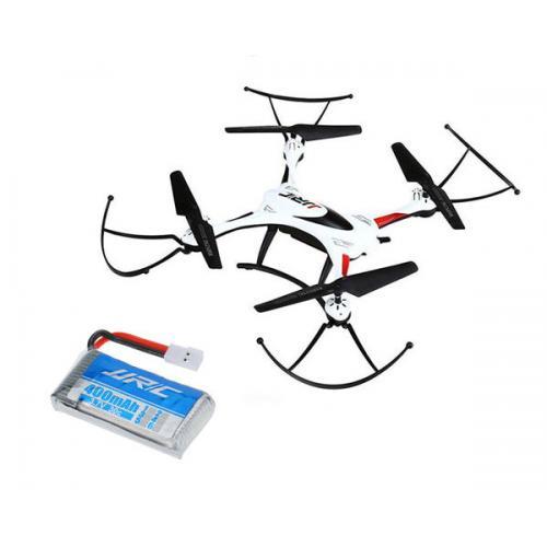 Квадрокоптер JJRC H31W (белый) с wifi-камерой с 2мя аккумуляторами