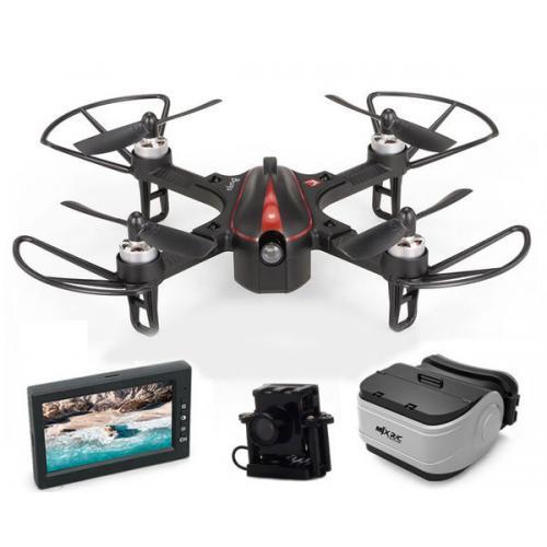 Квадрокоптер MJX Bugs B3 Mini с FPV-камерой C5810 + монитор и видеоочки
