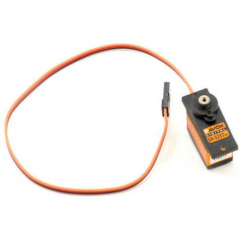 Сервопривод Savox 1,8-2,2 кг/см 0,13-0,09 сек/60° 22,8х12х25,4мм 13,6г цифровой (SH-0257MG)