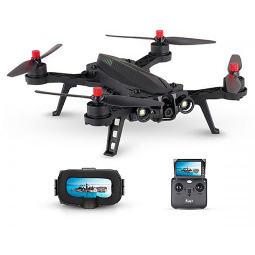 Квадрокоптер MJX Bugs B6 с FPV-камерой C5830 + монитор и видеоочки