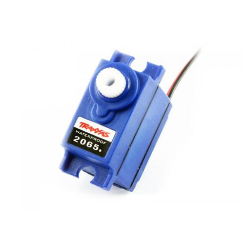 Сервопривод Traxxas 1,9-2,3 кг/см 0,23-0,20 сек/60° 22,6х12,6х22,5мм 13г аналоговый (2065)