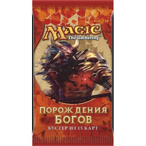 MTG: Born of the Gods Booster Rus