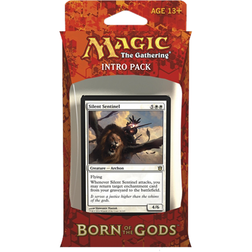 MTG: Born of the Gods Intro Pack: Gift of the Gods (UW)