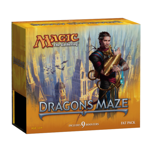 MTG: Dragon's Maze Fat Pack