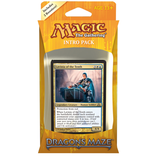 MTG: Dragon's Maze Intro Pack: Azorius Authority