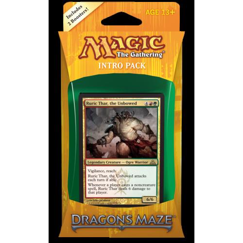 MTG: Dragon's Maze Intro Pack: Gruul Siege