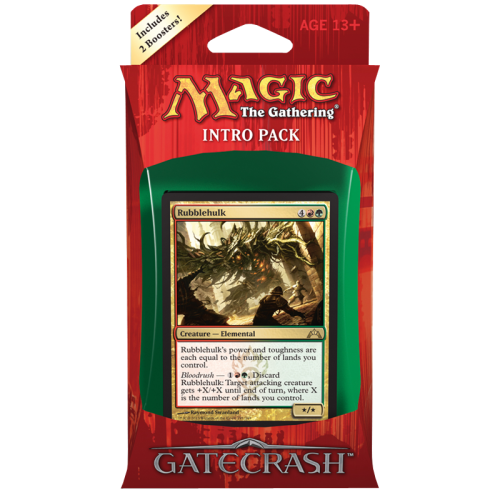 MTG: Gatecrash Intro Pack: Gruul Goliaths