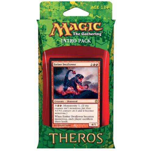 MTG: Theros Intro Pack: Blazing Beasts of Myth