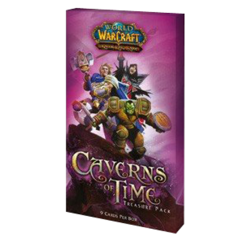 WoW: Caverns of Time Treasure Pack Blister