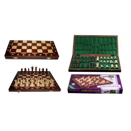 Шахматы Ambasador № 2000