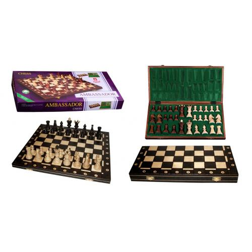 Шахматы Ambasador № 2001