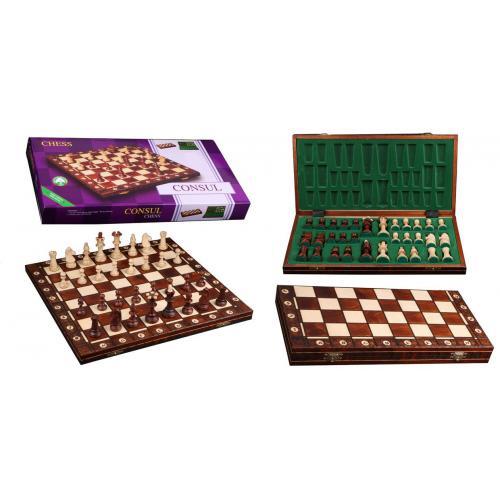 Шахматы Consul № 200801