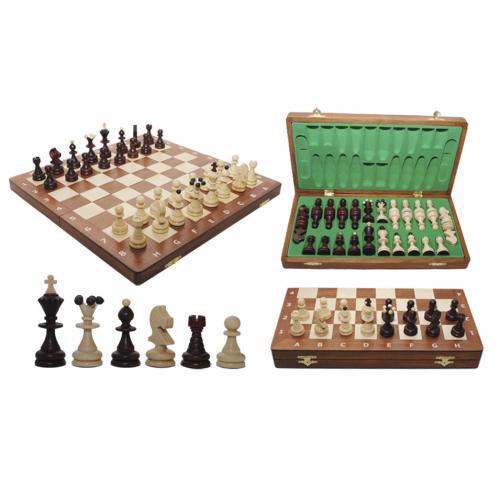 Шахматы GALICJA Intarsia № 11403