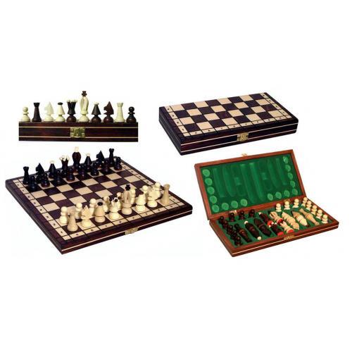 Шахматы королевские № 1019