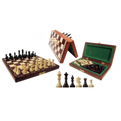 Шахматы магнитные большие № 1033