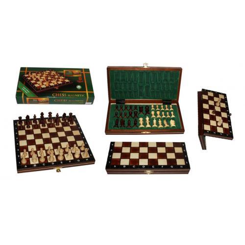 Шахматы магнитные большие № 2033