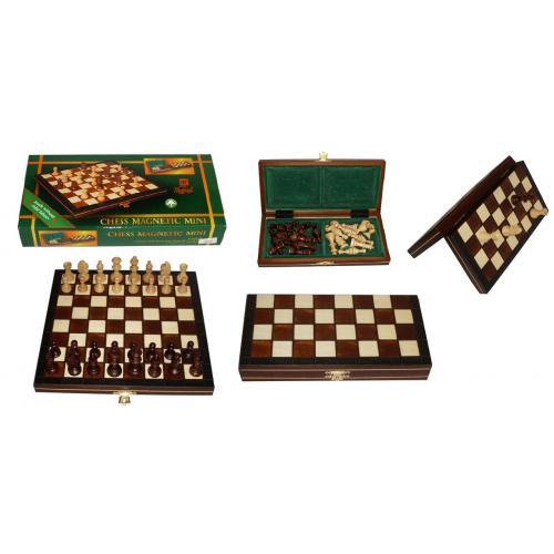 Шахматы магнитные малые № 2029