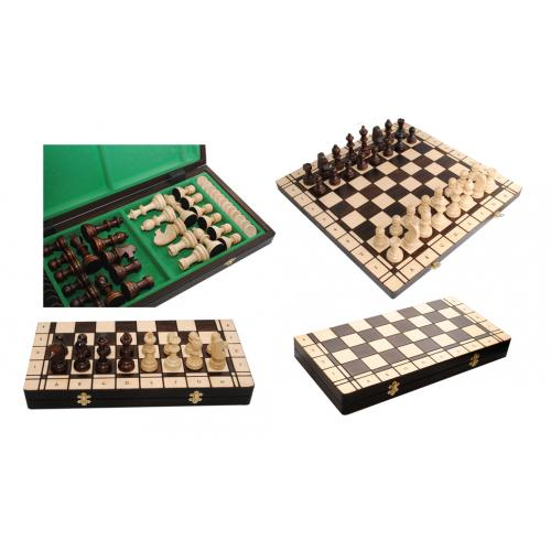 Шахматы + шашки № 3165