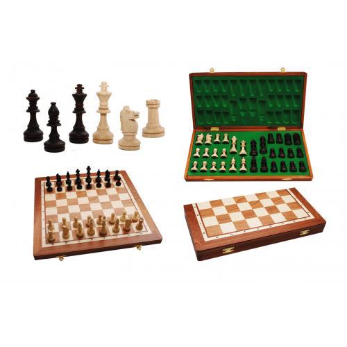 Шахматы Турнирные №4 Intarsia № 1054