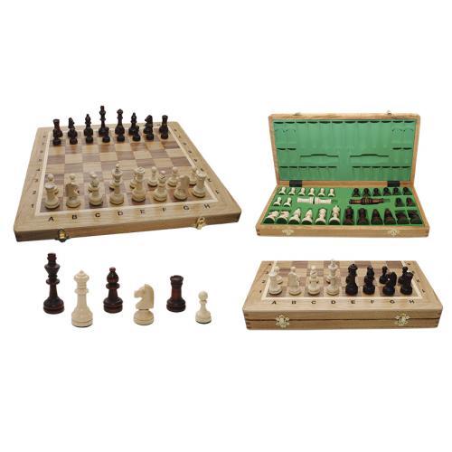 Шахматы турнирные №4 Intarsia № 309705
