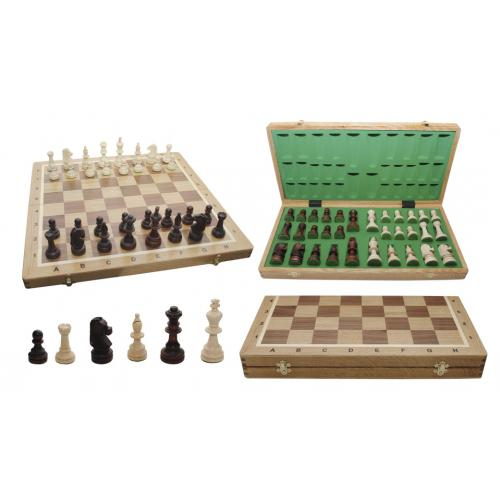 Шахматы турнирные №5 Intarsia № 309805