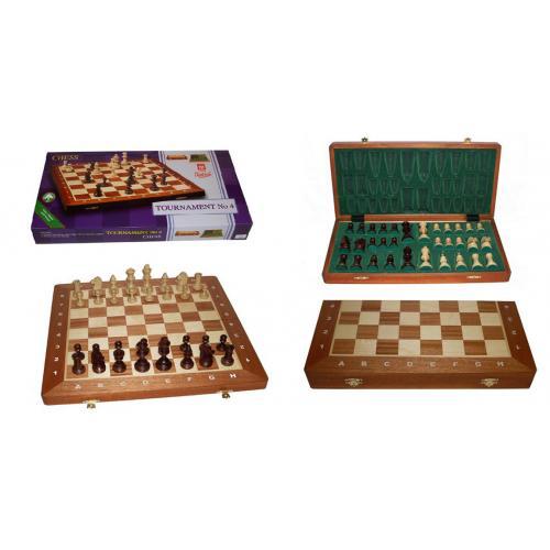 Шахматы турнирные N4 Intarsia № 2054