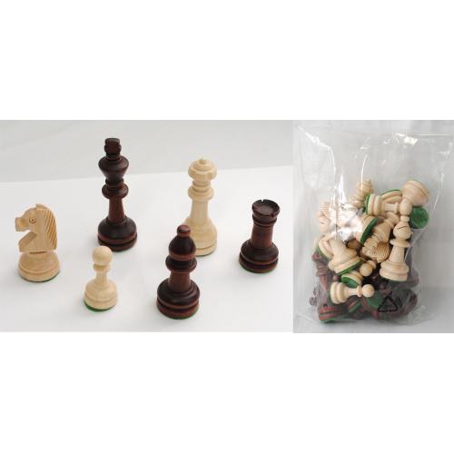 Шахматные фигуры Staunton N 4 № 3185