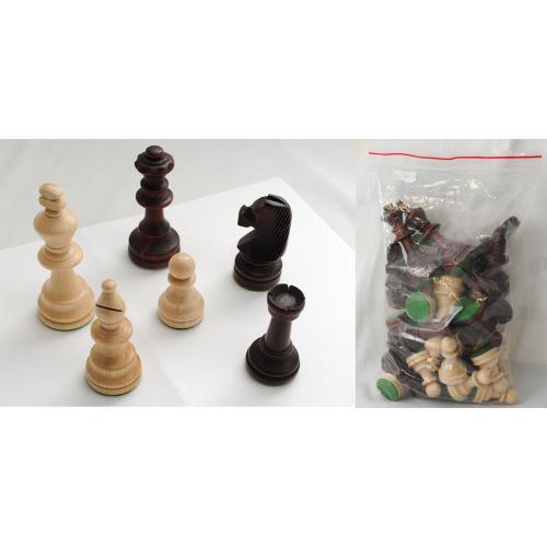 Шахматные фигуры Staunton N 5 № 3184