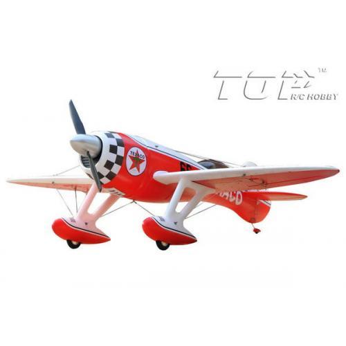 Самолет TOP RC GeeBee R3R пилотажный копия электро бесколлекторный 1200мм PNP CBGames