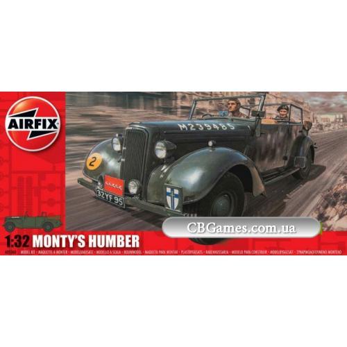 Автомобиль генерала Монтгомери (AIR05360) Масштаб:  1:32