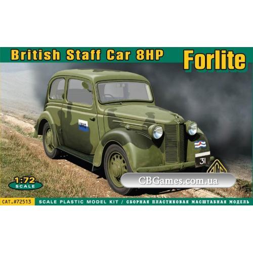 Британский автомобиль 8HP