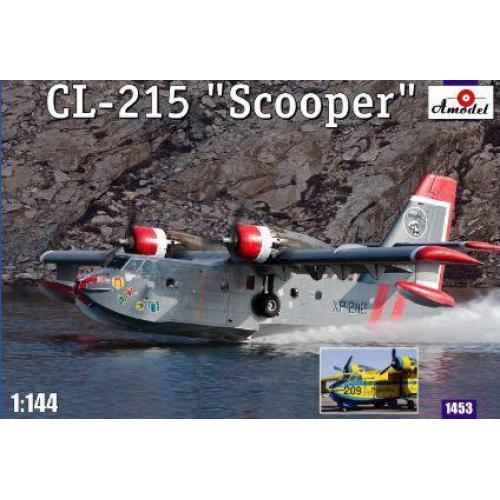 Многоцелевой самолет-амфибия CL-215
