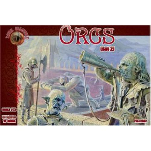 Orcs (Set 2) (ALL72002) Масштаб:  1:72