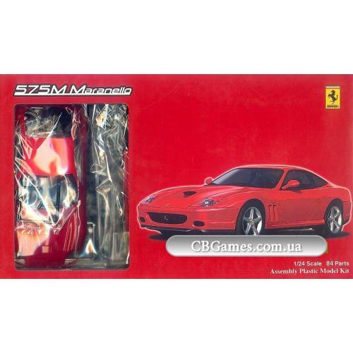 Автомобиль Ferrari 575M Maranello (FU12238) Масштаб:  1:24