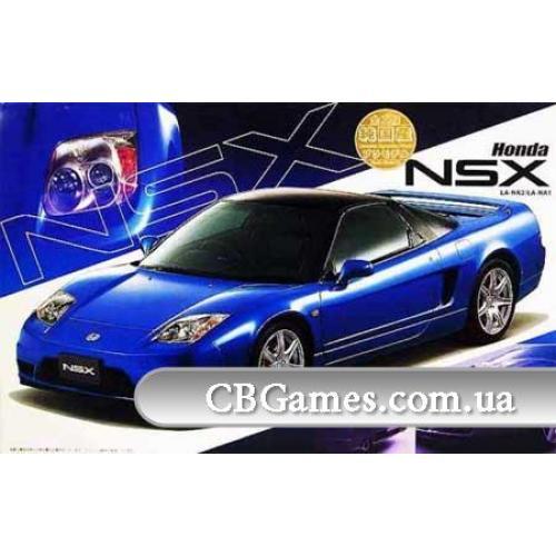 Автомобиль Honda NSX Coupe 02 (FU03555) Масштаб:  1:24