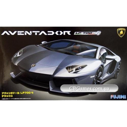 Автомобиль Lamborghini Aventador LP700-4 (FU125589) Масштаб:  1:24