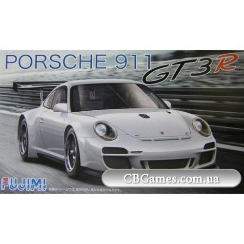 Автомобиль Porsche 911 GT3 R (FU123905) Масштаб:  1:24